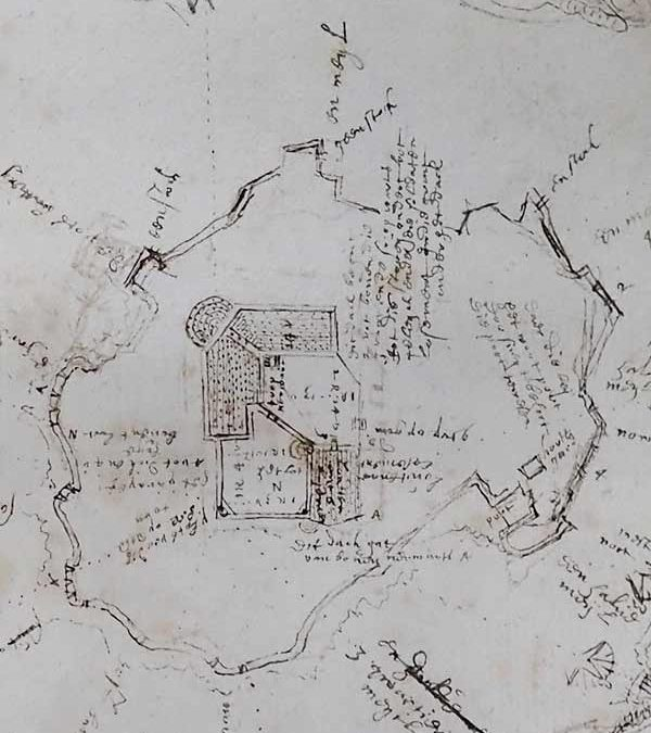 The First Fortifications and Drake's Fort on the City Foreshore